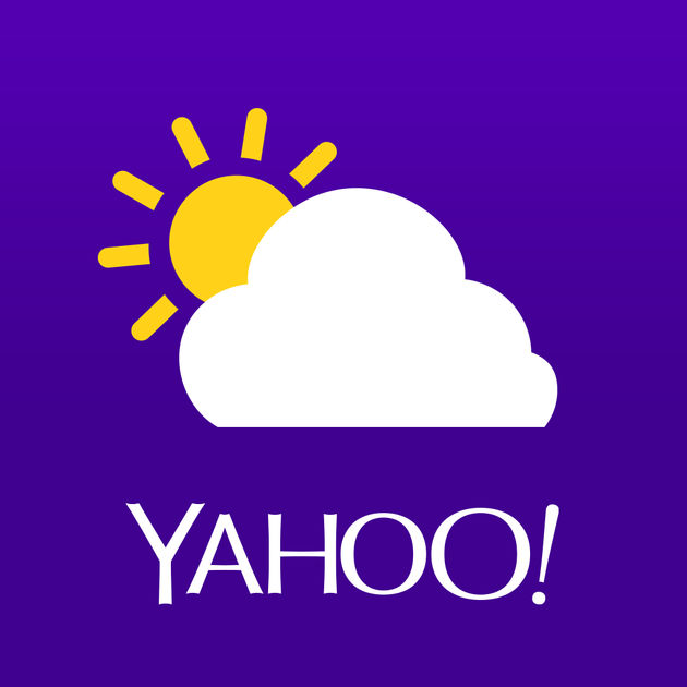 Yahoo Weather Logo